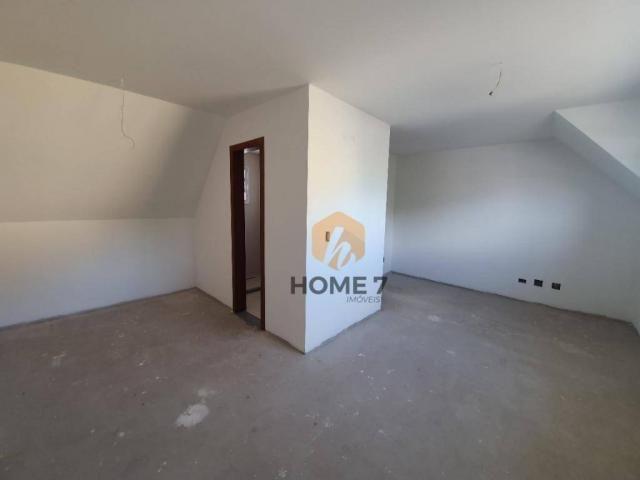 Sobrado à venda, 119 m² por R$ 470.000,00 - Sítio Cercado - Curitiba/PR - Foto 9