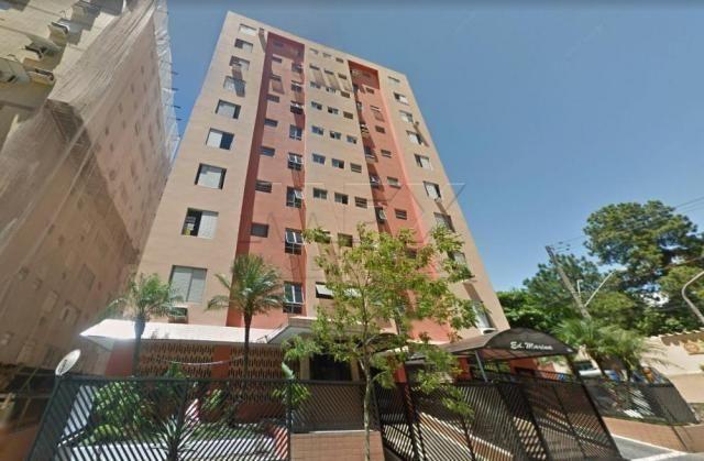 Apartamento à venda com 1 dormitórios em Centro, Sao vicente cod:V2049 - Foto 14
