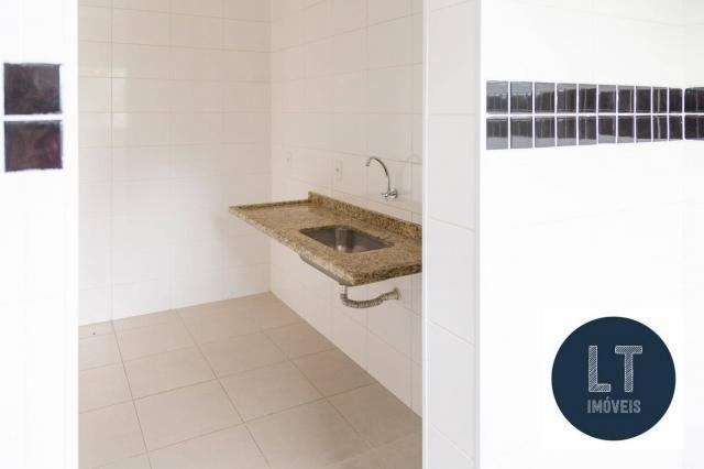 Apartamento com 2 dormitórios à venda, 64 m² por R$ 195.000,00 - Parque São Luís - Taubaté - Foto 9