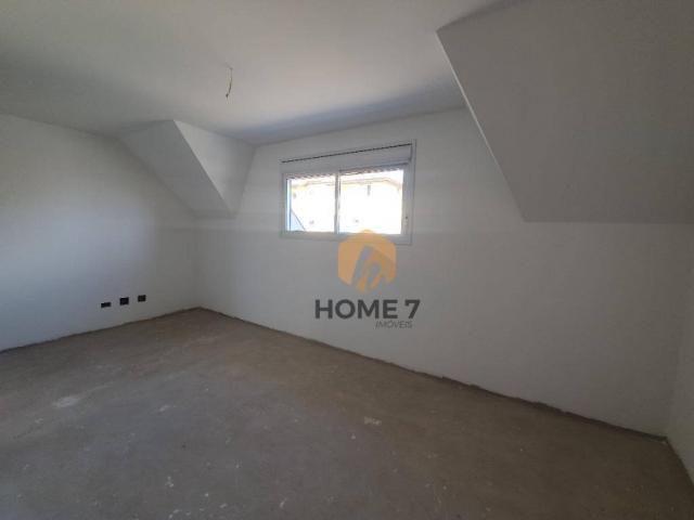Sobrado à venda, 119 m² por R$ 470.000,00 - Sítio Cercado - Curitiba/PR - Foto 10