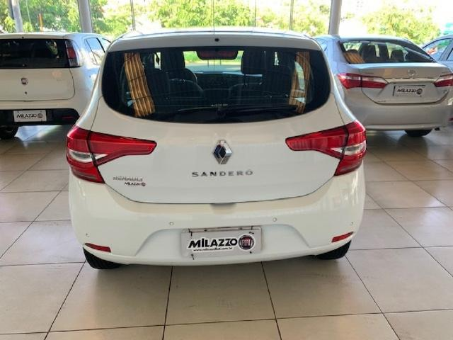 Renault Sandero 1.0 12V SCE FLEX ZEN MANUAL - Foto 4