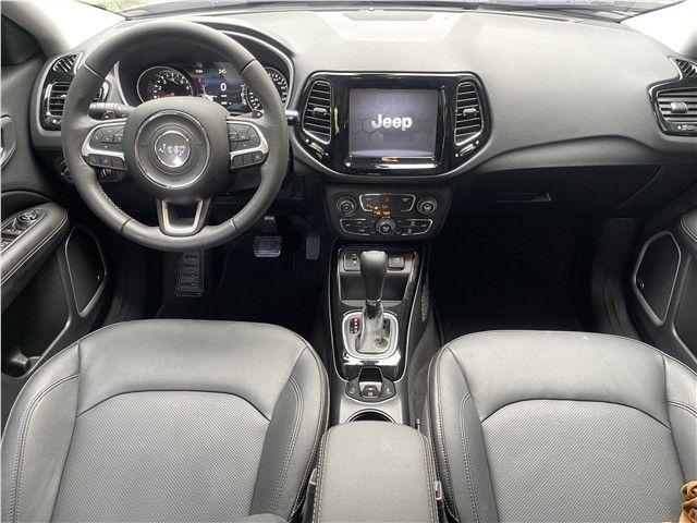 Jeep Compass 2021 2.0 16v flex longitude automático - Foto 8