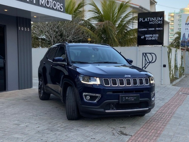 Jeep Compass Limited - 2020 - Foto 3