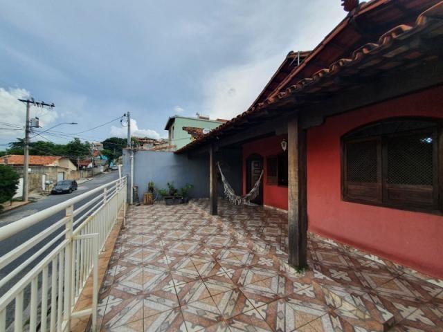 Casa à venda com 3 dormitórios em Fonte grande, Contagem cod:92675 - Foto 2
