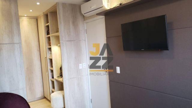 Lindo apartamento com 2 dormitórios e closet à venda, 73 m² por R$ 450.000 - Vila Brasil - - Foto 16