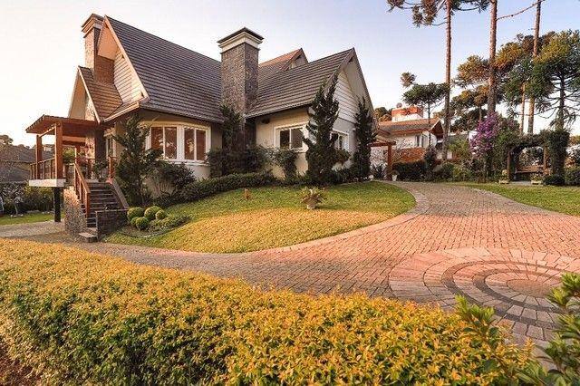 Casa com 5 dormitórios à venda, 400 m² por R$ 4.700.000,00 - Aspen Mountain - Gramado/RS - Foto 6
