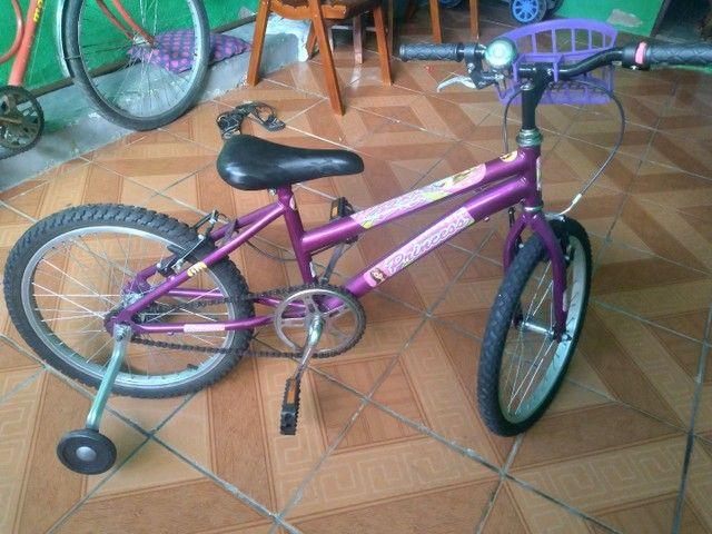 Bicicleta nova de menina - Foto 3