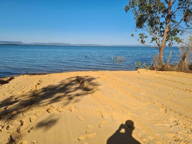 Lançamento chácaras beira lago individual parceladas no boleto  - Foto 6