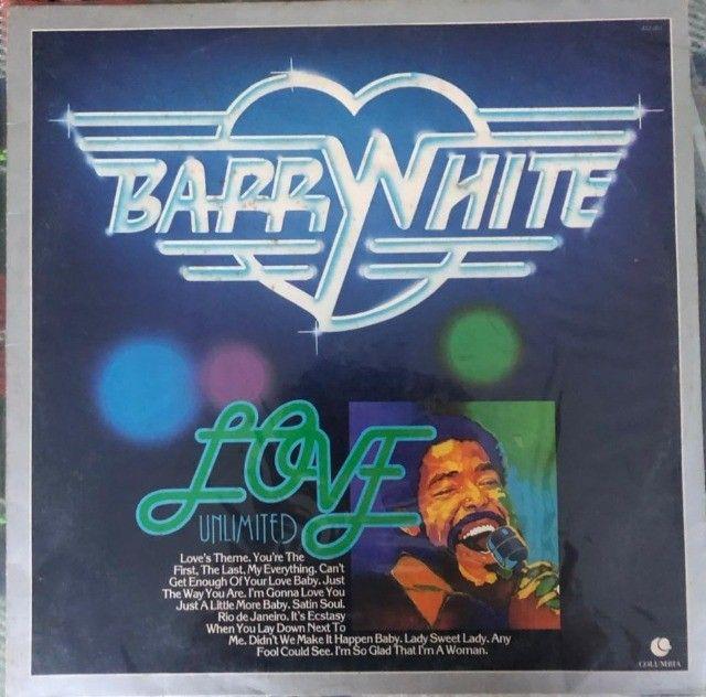 LP Barry White