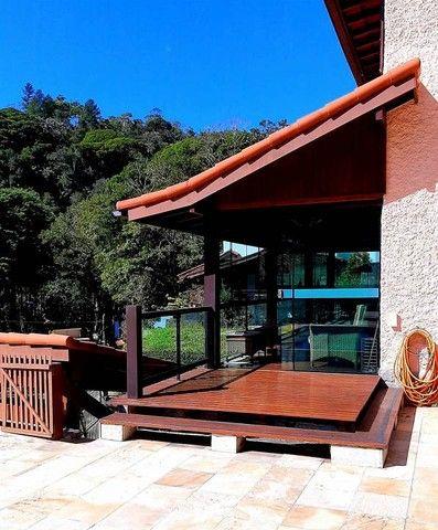 Bela casa de condomínio privilegiado para venda em local valorizado ,Comary , Teresópolis. - Foto 16