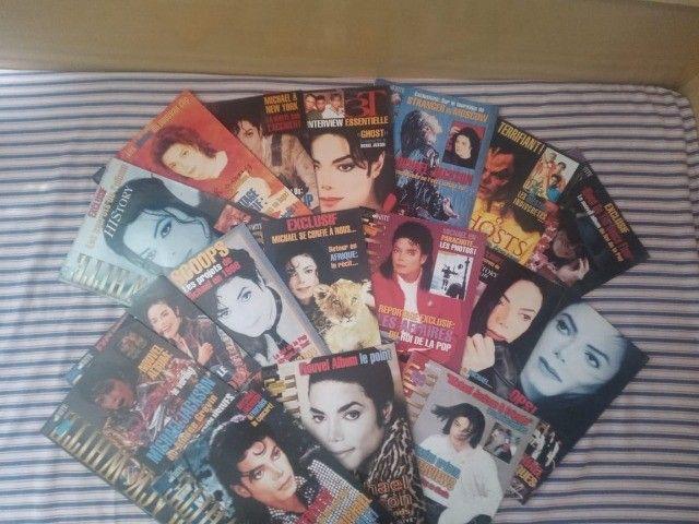 Michael Jackson - Especial e Exclusiva Coleção de revista raras para VOCÊ - Foto 3