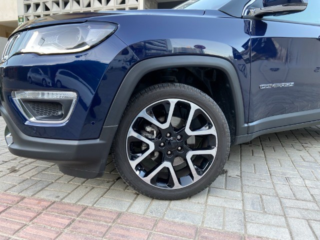 Jeep Compass Limited - 2020 - Foto 12