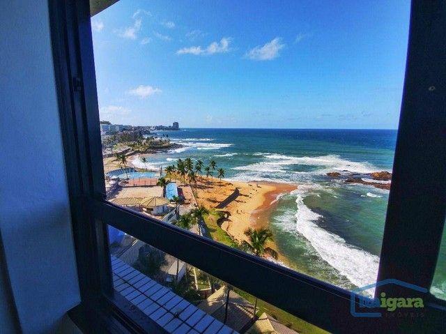 Apartamento com 4 dormitórios à venda, 189 m² por R$ 1.500.000,00 - Ondina - Salvador/BA - Foto 7