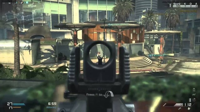 Call of Duty Ghosts ps3 - Foto 4