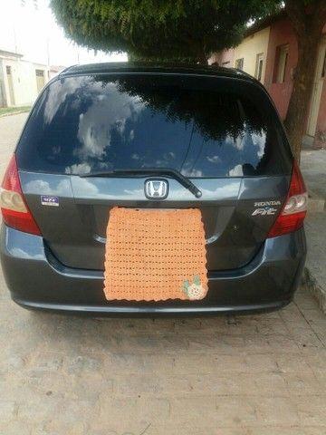 Honda fit vendo ou troco. - Foto 10