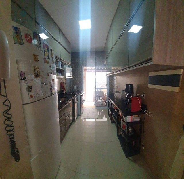 Casa com 3 suítes à venda, 121 m² por R$ 525.000 - Villagio D'Itália - Cuiabá/MT - Foto 6