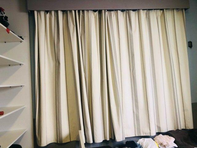 Dois jogos de cortinas - Foto 3