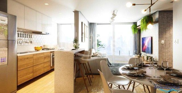 Apartamento 02 e 03 quartos sendo 01 suíte - Brilho dos Navegantes - Foto 4