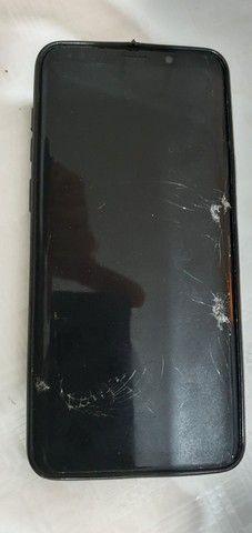 Galaxi S9 Plus (display quebrado) - Foto 2