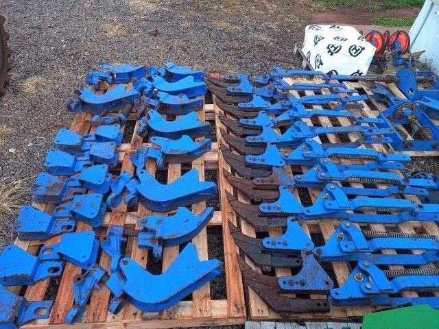 Peças usadas para plantadeira Metasa PDM 2227 ano 2003 - Foto 3