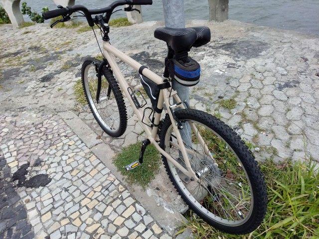 Bicicleta 21v alumínio ZERO BALA! - Foto 2