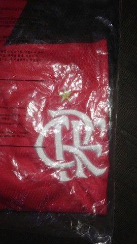Camisa do Flamengo G - R$ 150 reais - Foto 2