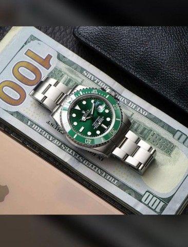 Relógio topp premium
