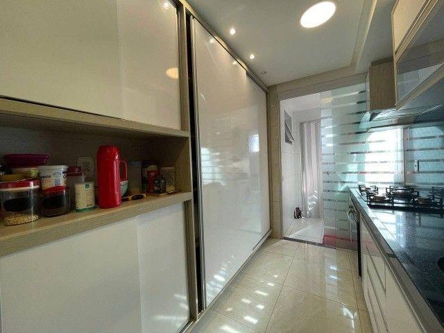 AB346 - Apartamento com 03 quartos/ fino acabamento/ 02 vagas - Foto 2
