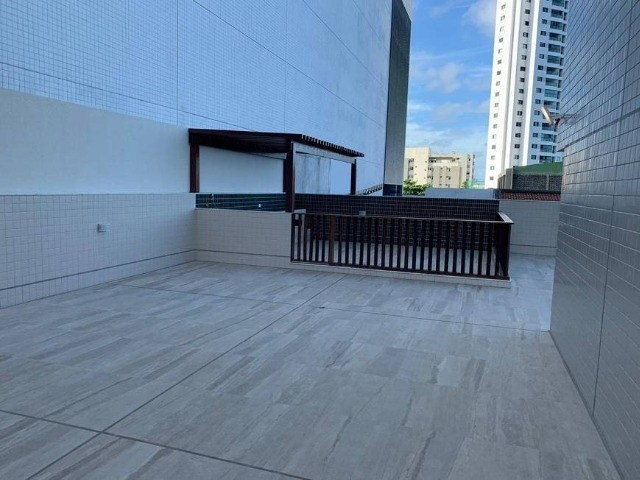 BR_H - Lindo apartamento na beira mar de Casa Caiada com 95m² - Estação Marcos Freire - Foto 11