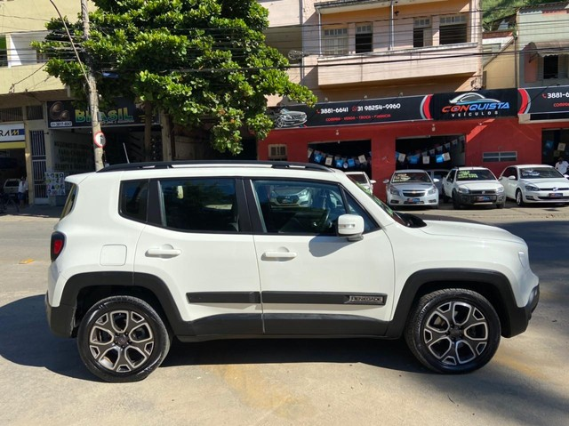 Jeep Renegate Longitude 2018 Disel  - Foto 2