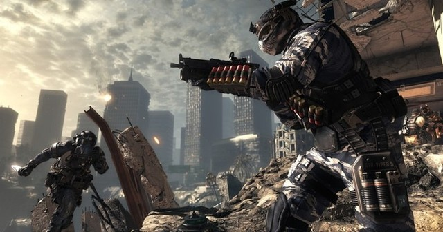 Call of Duty Ghosts ps3 - Foto 3