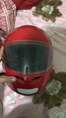 Vendo capacete fly - Foto 2