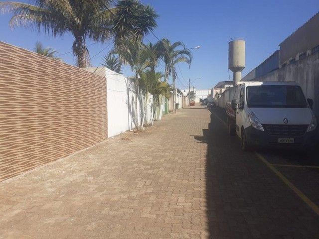 Casa em Fase de Acabamento, 2 Quartos, Dentro de Condomínio, Lote de 400m² em Vicente Pire - Foto 8