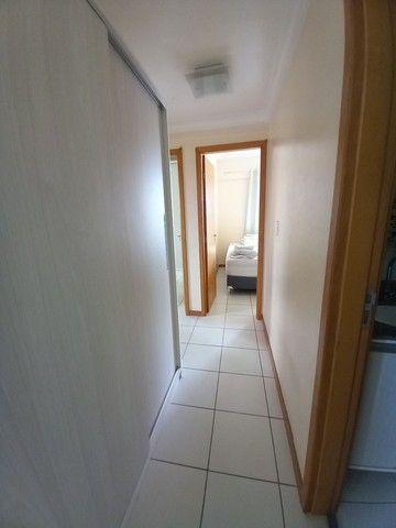 Apto 3 quartos, Aleixo, Alto, Semi Mobiliado  - Foto 10
