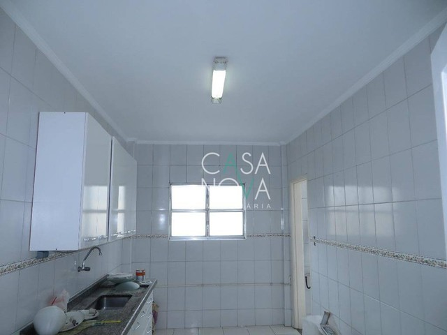 Apartamento com 2 dormitórios para alugar, 118 m² por R$ 3.000,00/mês - José Menino - Sant - Foto 14