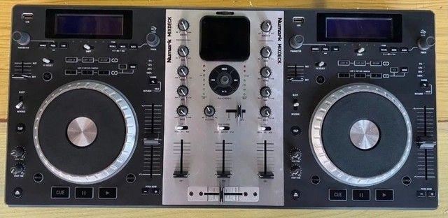 Controladora numark mixdeck,uma das mais completa de todas - Foto 2