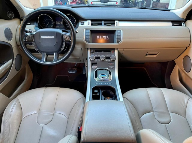 Range Rover Evoque Pure 2013 Interna Caramelo - Foto 9