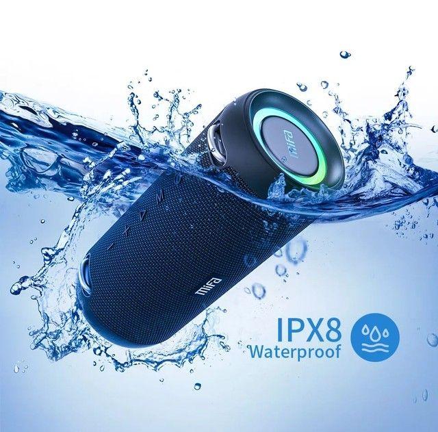 Caixa de Som Bluetooth Mifa A90 Potência 60w - Original - Foto 5