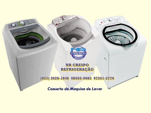 Conserto de maquina de lavar roupas - Foto 2