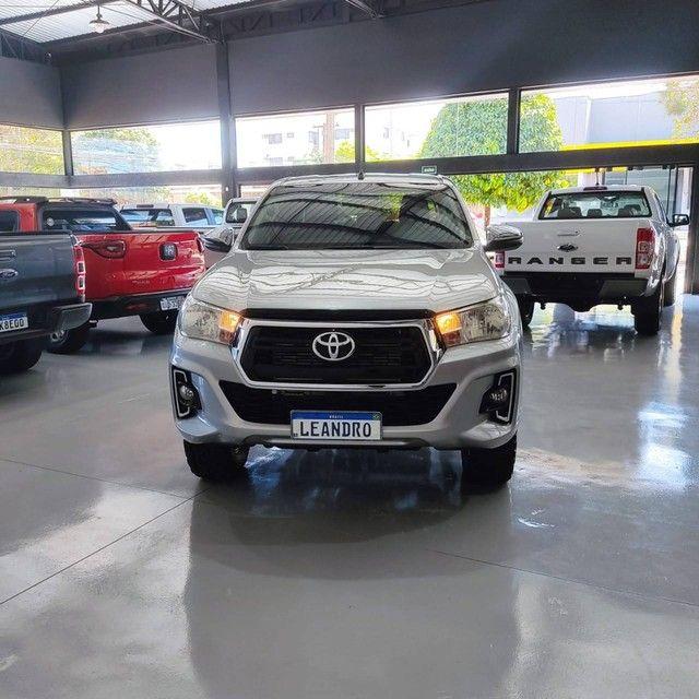 HILUX 2019/2020 2.8 SRV 4X4 CD 16V DIESEL 4P AUTOMÁTICO - Foto 2