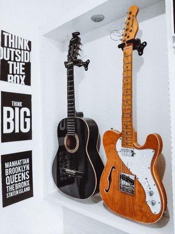 Guitarra Strinberg CLC89 Telecaster Natural - Foto 2
