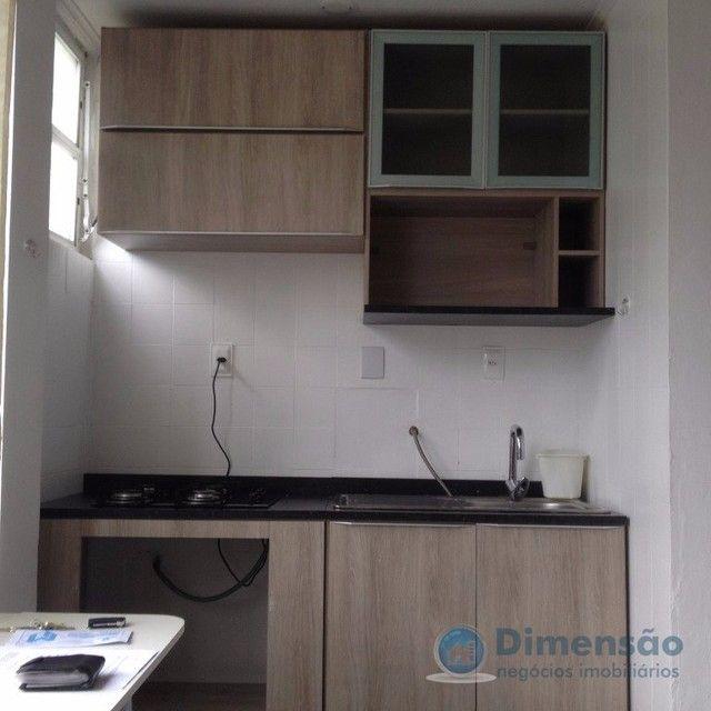 Apartamento para alugar com 1 dormitórios em Itacorubi, Florianópolis cod:78 - Foto 2