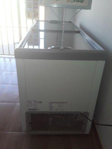 Vendo um frizer gelopar 510 litros - Foto 5