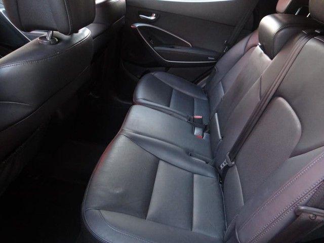 HYUNDAI SANTA FE 3.3 MPFI 4X4 V6 270CV GASOLINA 4P AUTOMATICO - Foto 15