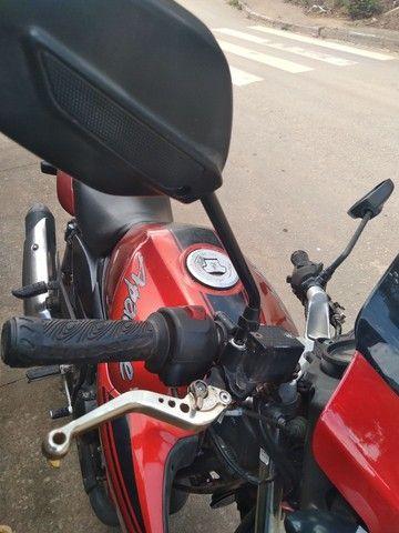 Moto  Apache  da  dafra ano  2010  2011 - Foto 3