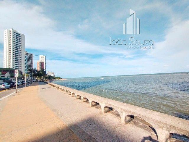 JS- Lindo apartamento na beira mar de Casa Caiada com 95m² - Estação Marcos Freire - Foto 14