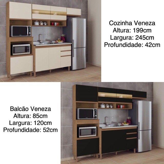 cozinha veneza