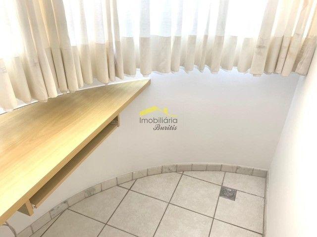 Apartamento para aluguel, 3 quartos, 1 suíte, 2 vagas, Buritis - Belo Horizonte/MG - Foto 14