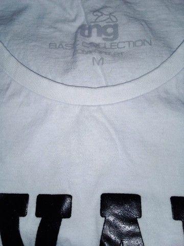 Camisa TNG ou Outras Opções (Novas) - por 20 Reais. Faço as 3 por 25 - Foto 8