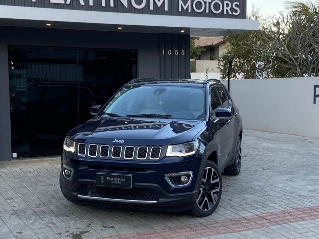 Jeep Compass Limited - 2020